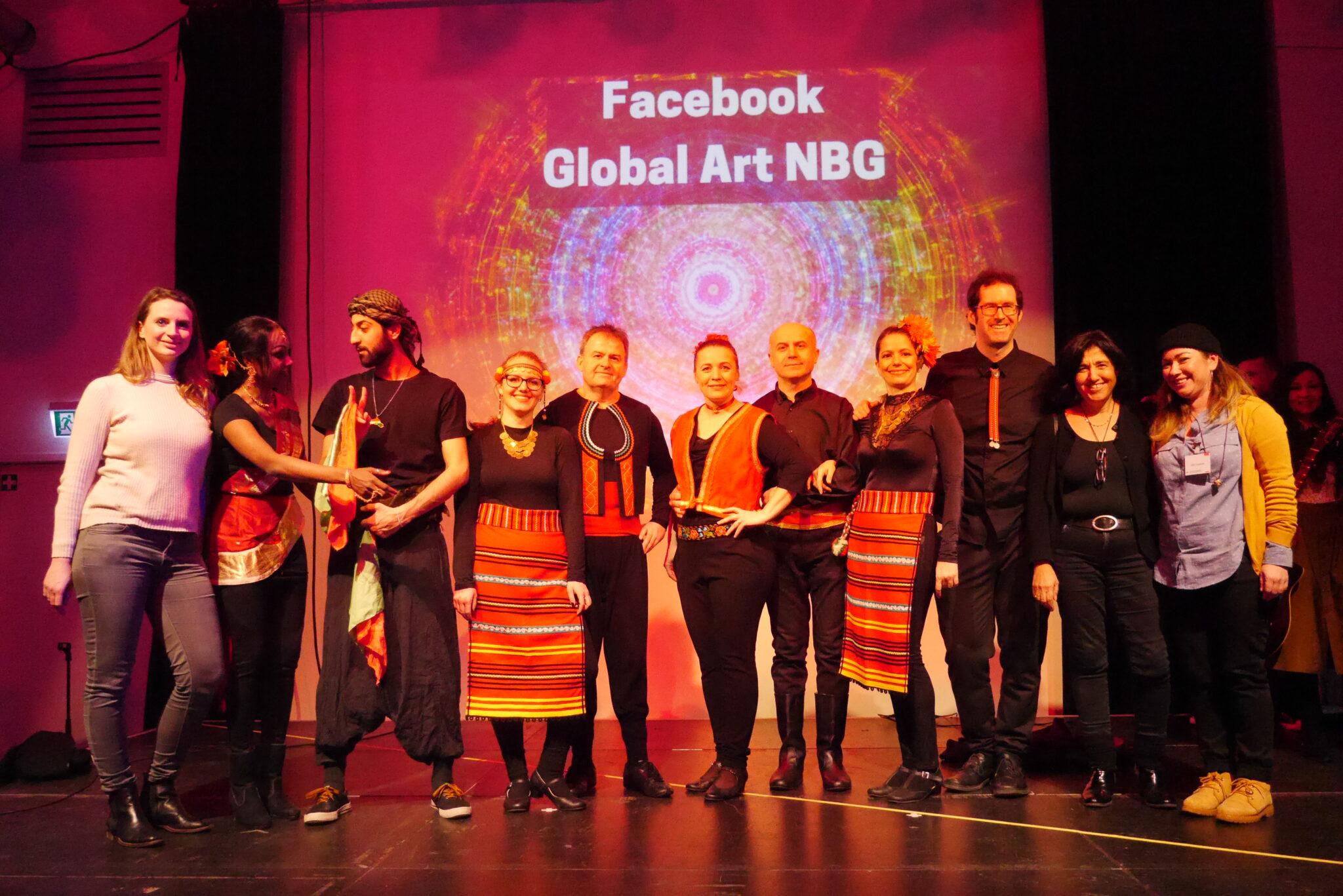 Global Art Session #11